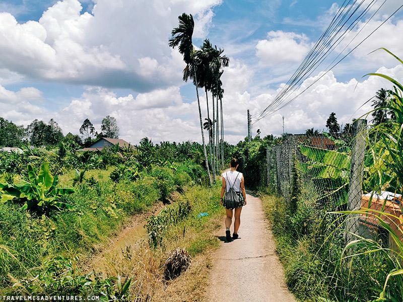 Tre giorni Mekong Delta itinerario