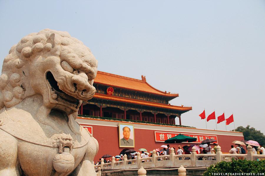 Cosa vedere a Pechino in 5 giorni: Piazza Tienanmen