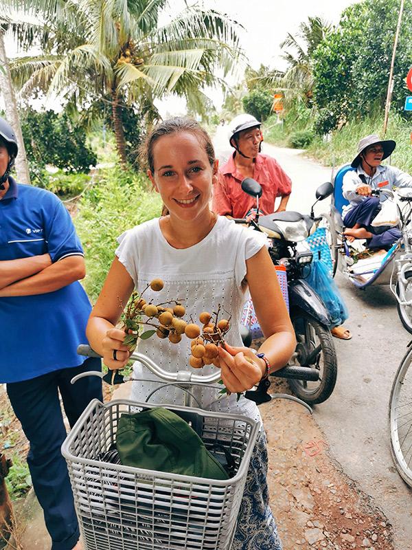 Tan Phong itinerario Mekong Delta Vietnam