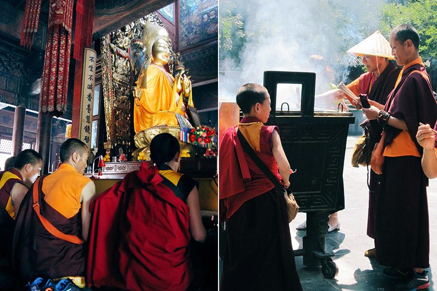 Cosa vedere a Pechino: Tempio dei Lama
