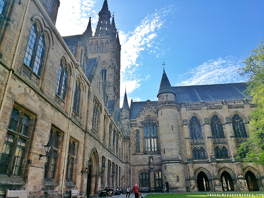 master all'estero universita scozia