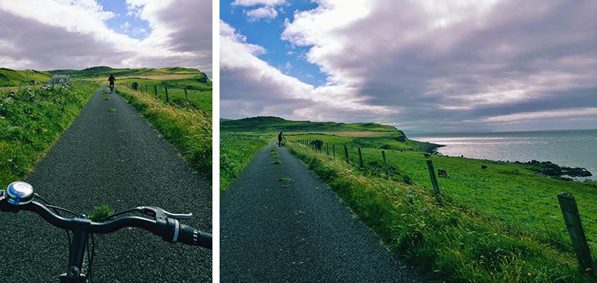 disavventure in viaggio in Irlanda