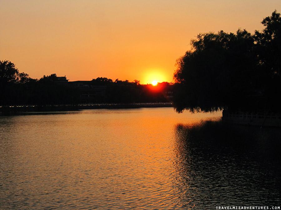 Cosa vedere a Pechino Parco Beihai