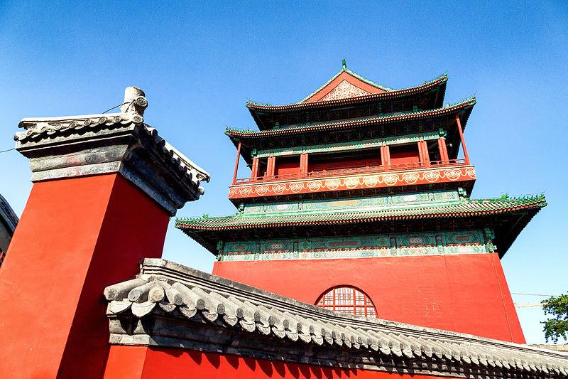 Cosa visitare a Pechino Torri tamburo e campana