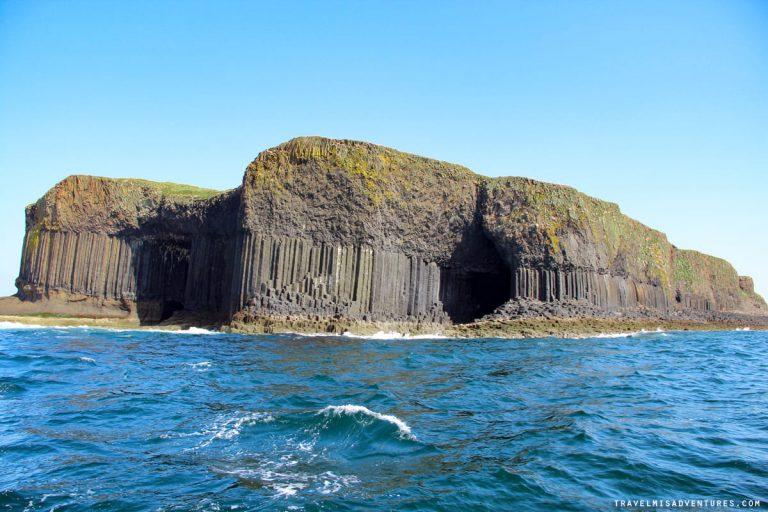 La Grotta di Fingal sull'Isola di Staffa