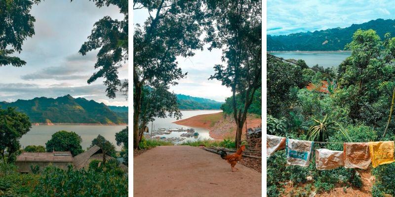 CBT in Vietnam - Da Bac