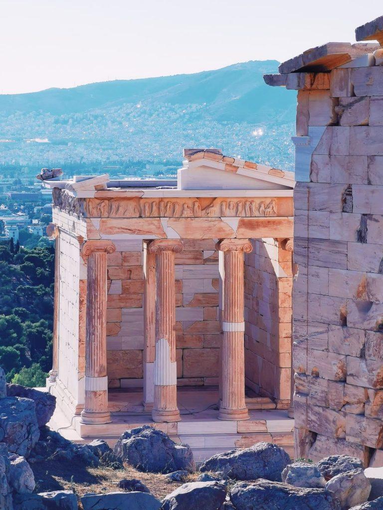 Tempio di Atena Nike, Atene