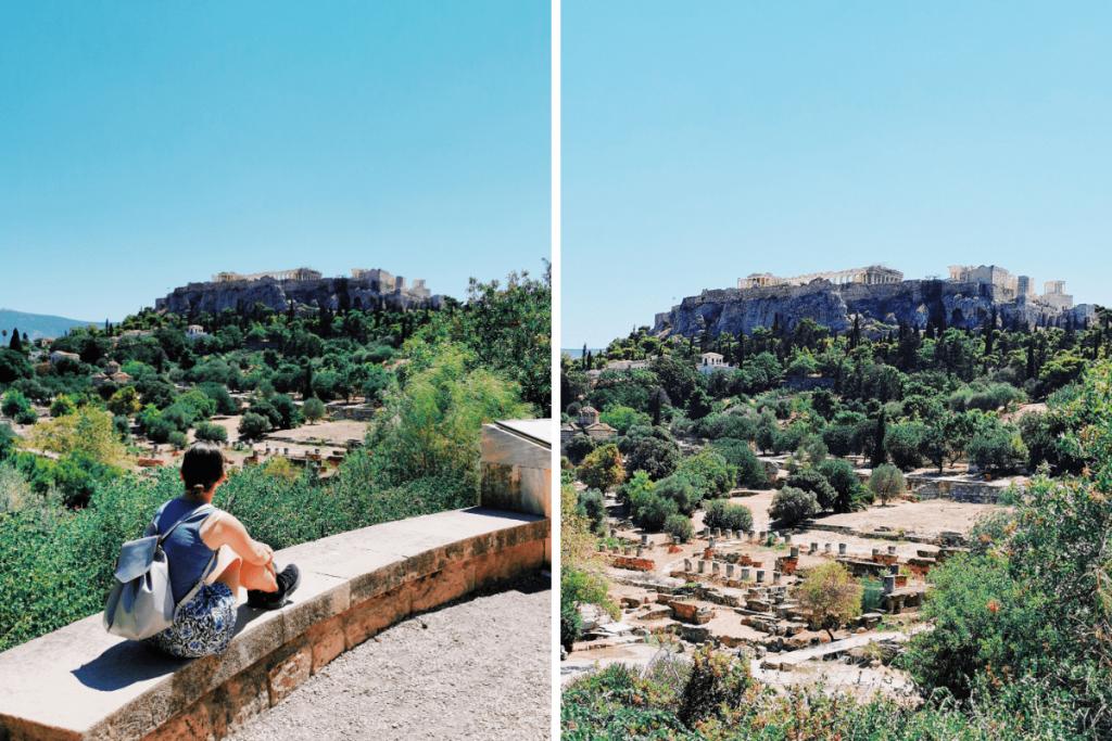 Cosa vedere ad Atene: l'Antica Agorà