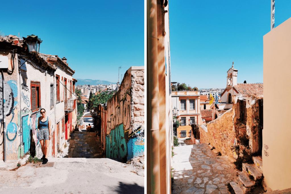 Plaka, Atene