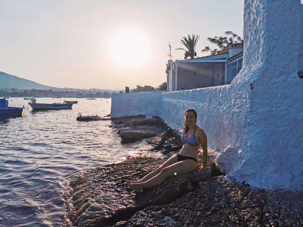 Porto Rafti, mare vicino ad Atene