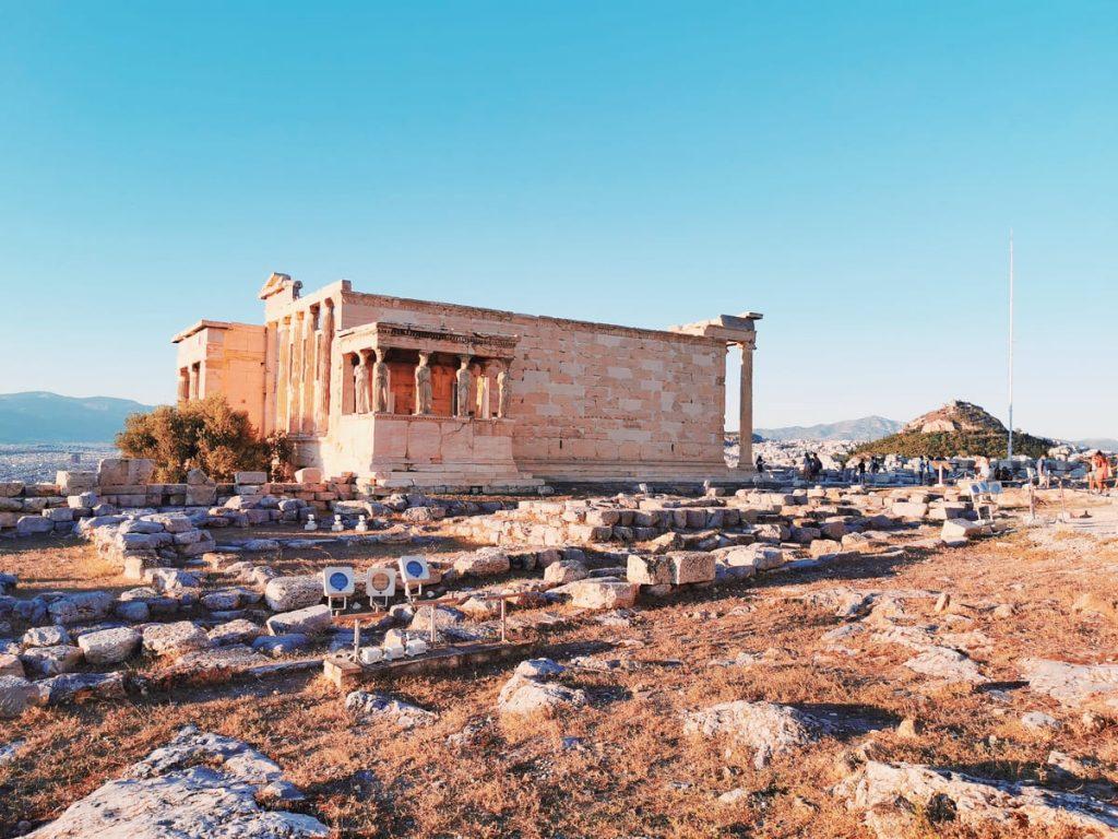 Tempio Eretteo, Biglietto cumulativo Acropoli di Atene