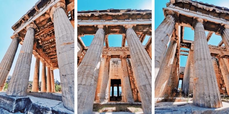Tempio di Efesto, Atene