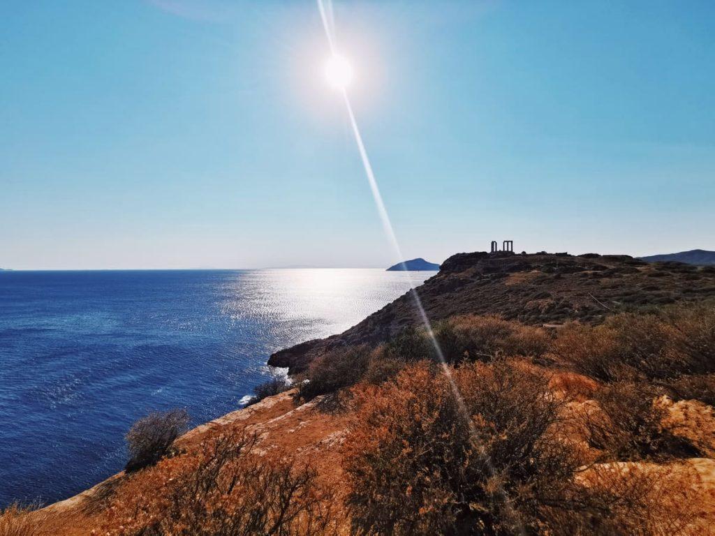 Tempio di Poseidone, vicino ad Atene